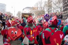 Karneval Sonntag 17