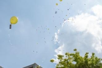 Luftballonaktion